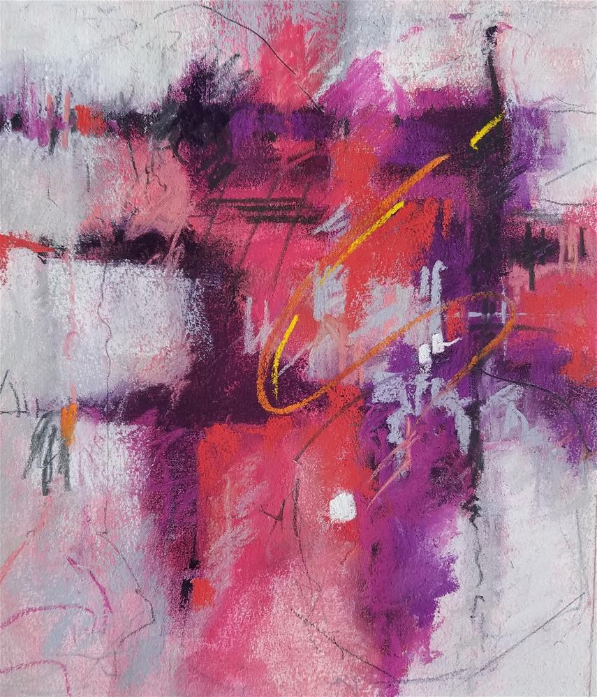 """Fire Station"" original fine art by Cindy Haase"