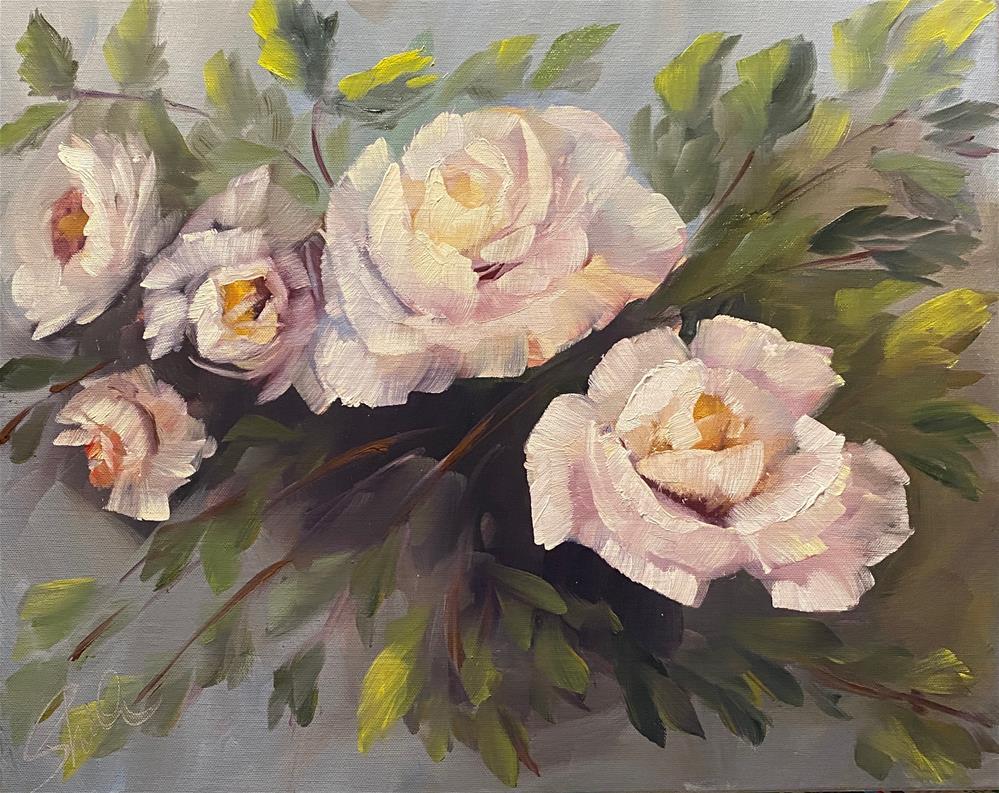 """""""Hidden Gem"""" original fine art by Sheila Huyett"""