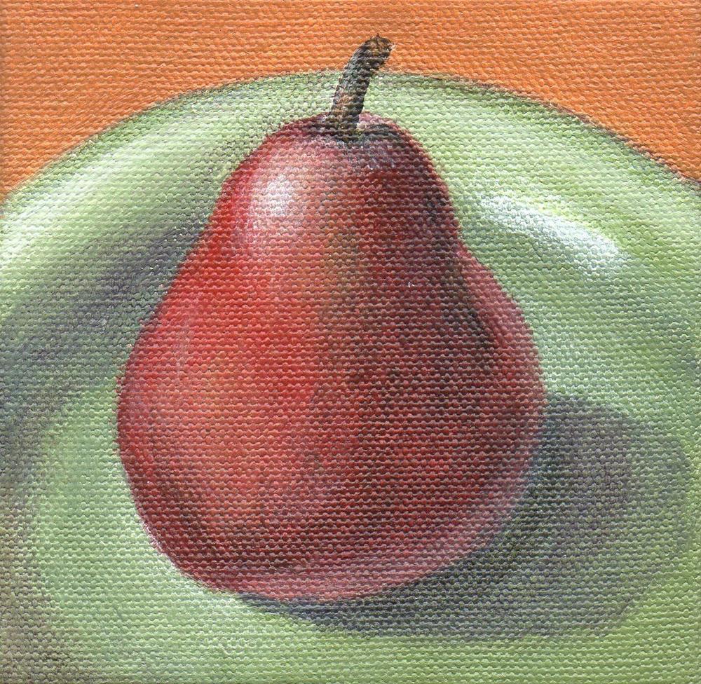 """Patience"" original fine art by Debbie Shirley"