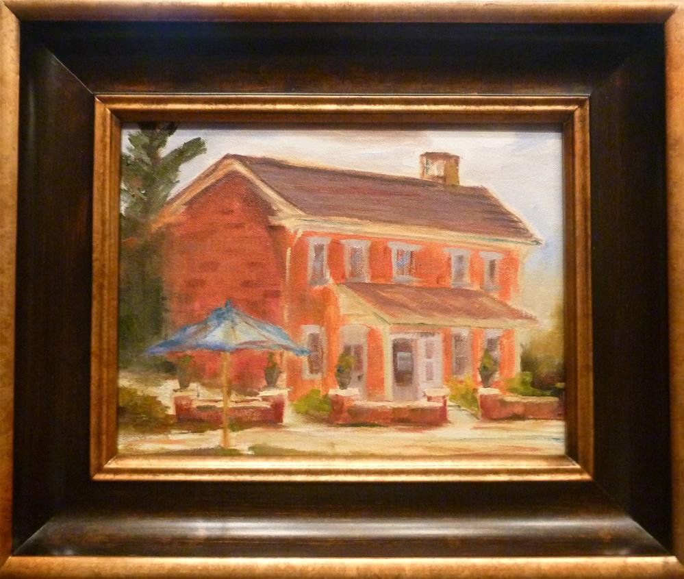 """Judge Stone House"" original fine art by Shawn Deitch"
