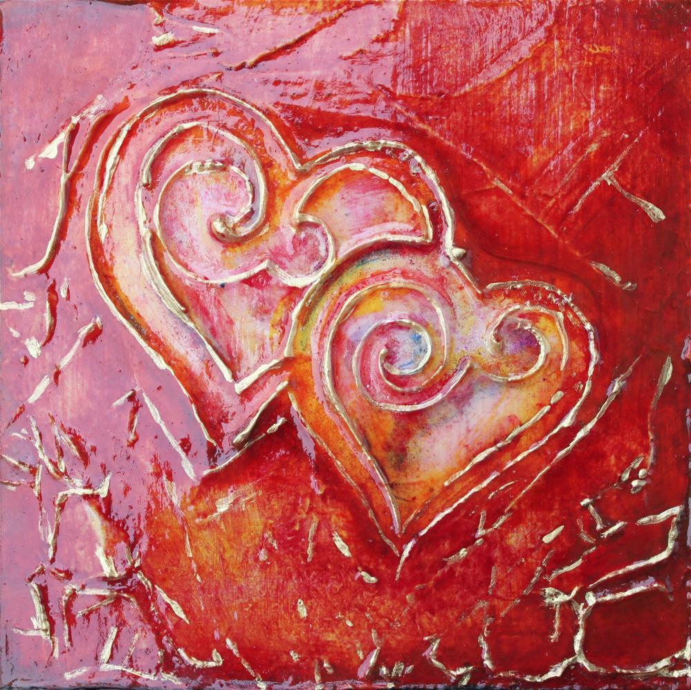 """Close To You"" original fine art by Christiane Kingsley"