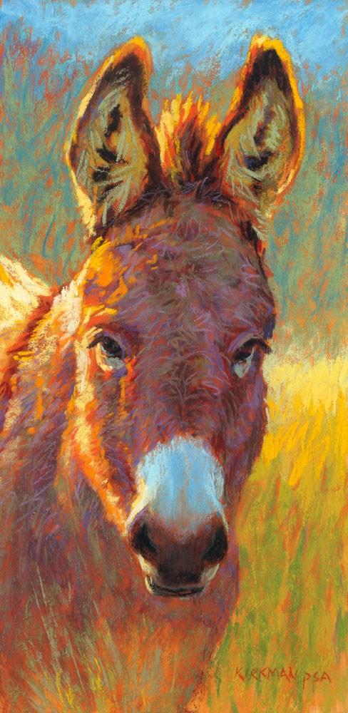 """Donna Keala"" original fine art by Rita Kirkman"