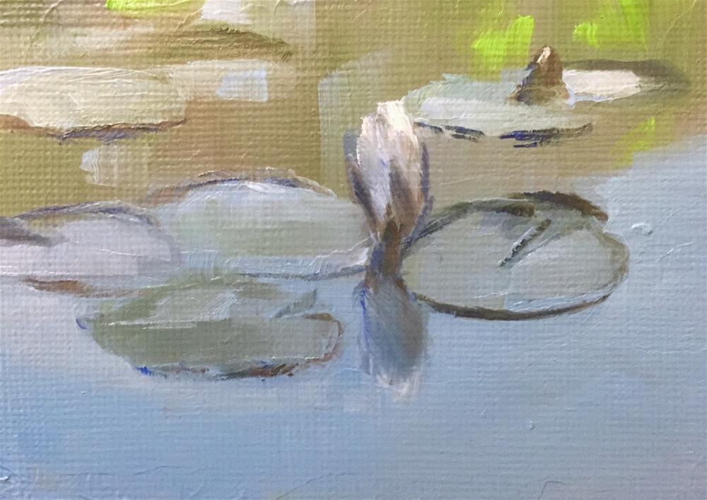 """Monet-ish"" original fine art by Gary Bruton"