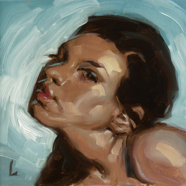"""Spin"" original fine art by John Larriva"