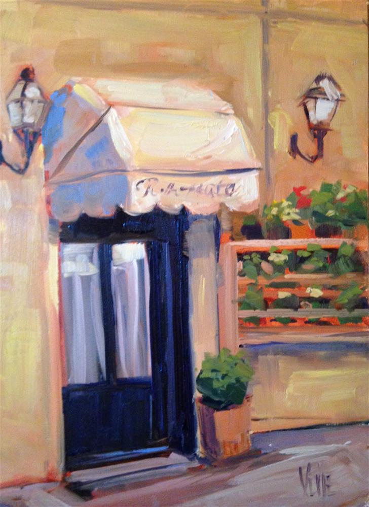 """Cinque Terre, #9"" original fine art by Patty Voje"