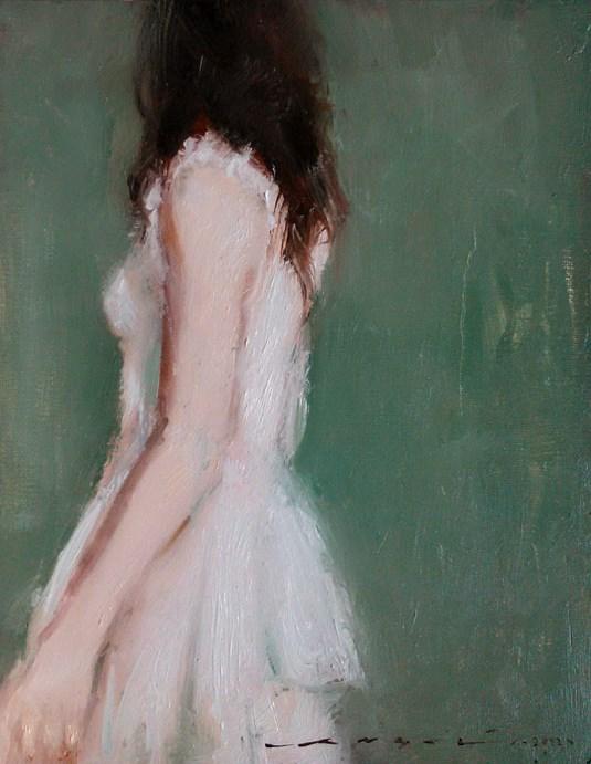 """(Untitled)"" original fine art by Angel Angelov"