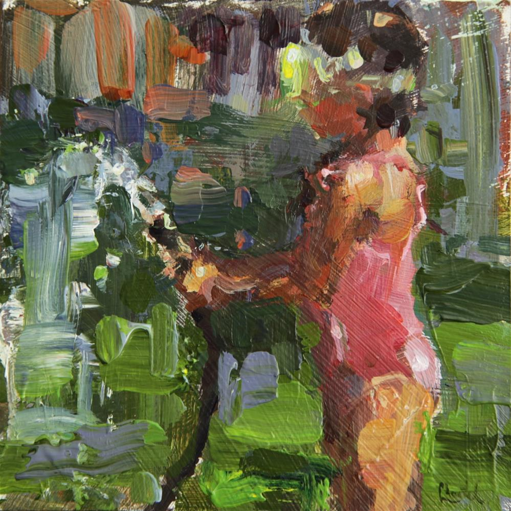 """Kaleidoscope"" original fine art by Chantel Barber"