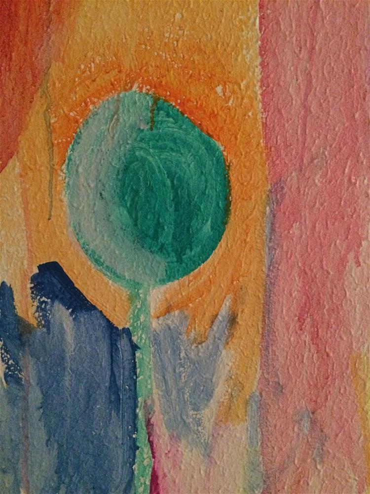 """Graffiti This!"" original fine art by Kali Parsons"