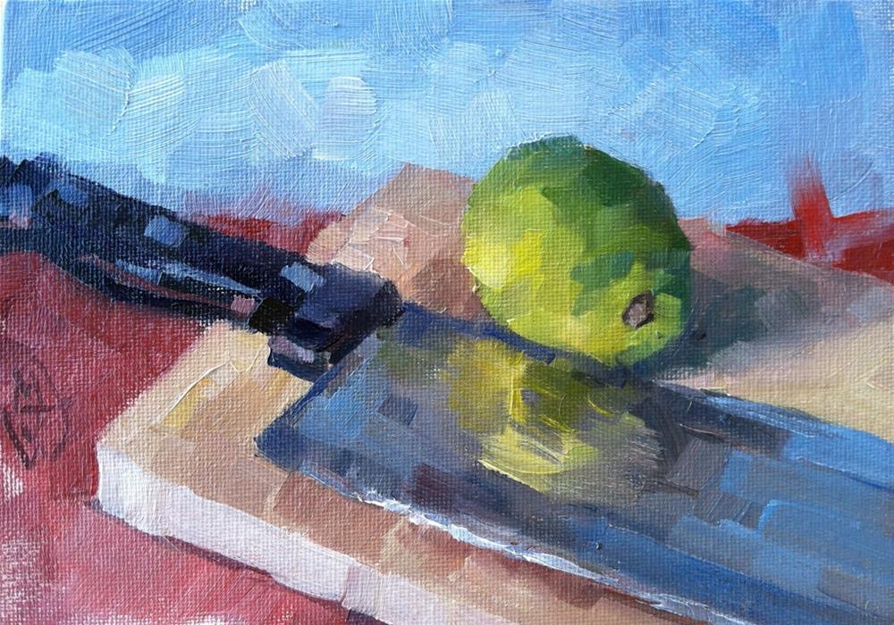"""""""Overambitious"""" original fine art by Michael Williamson"""