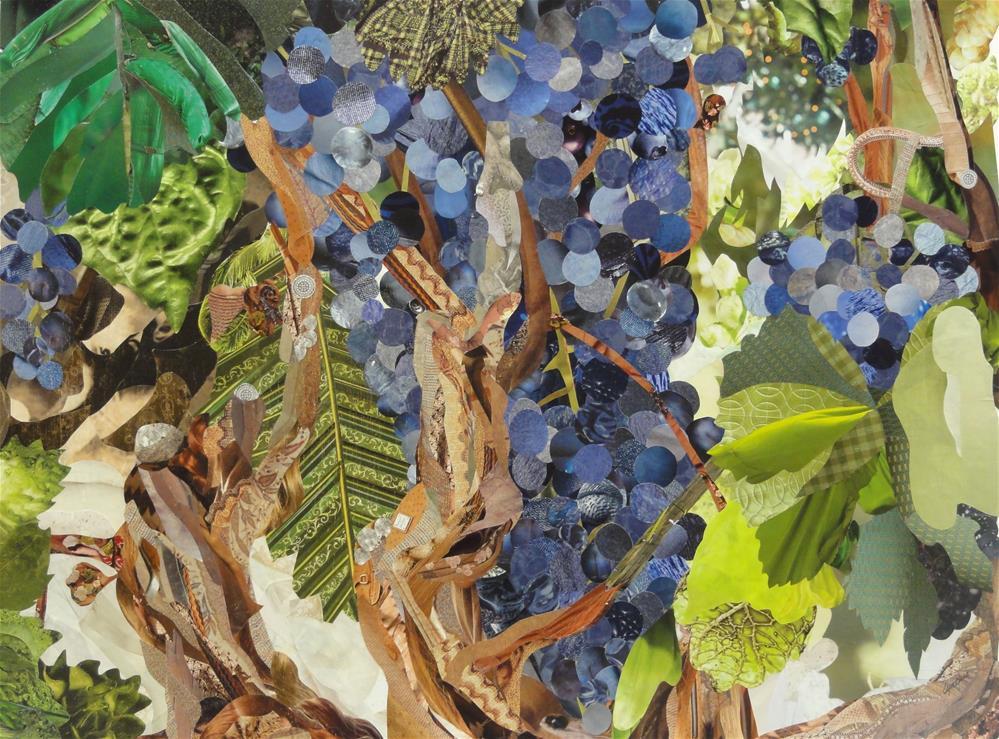 """Wine Before Its Time"" original fine art by Cynthia Frigon"