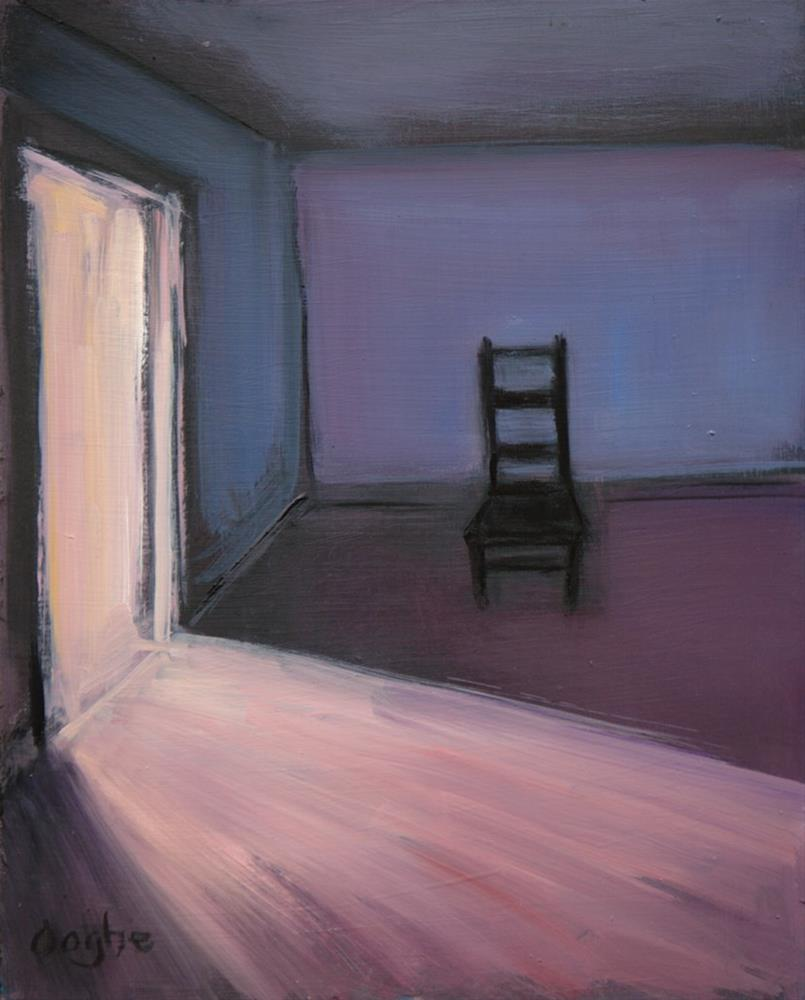 """Almost Empty Room"" original fine art by Angela Ooghe"