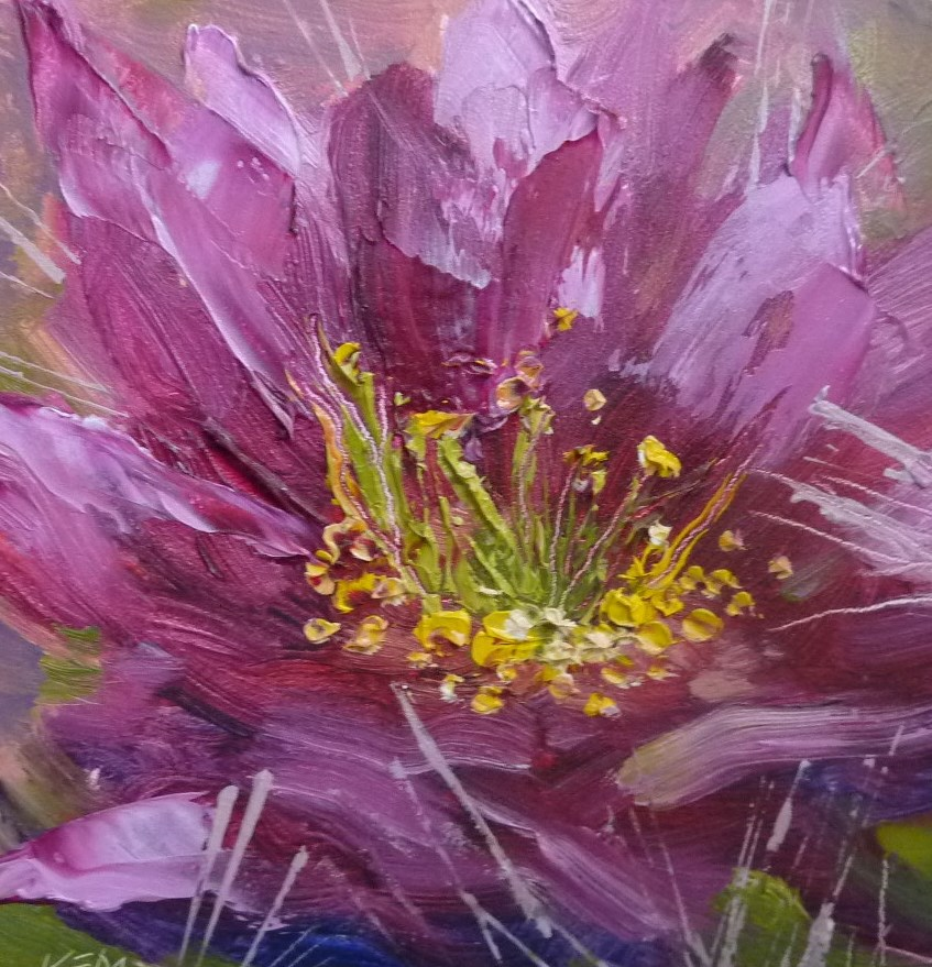"""""""Finding A Painting Subject that Speaks to You"""" original fine art by Karen Margulis"""
