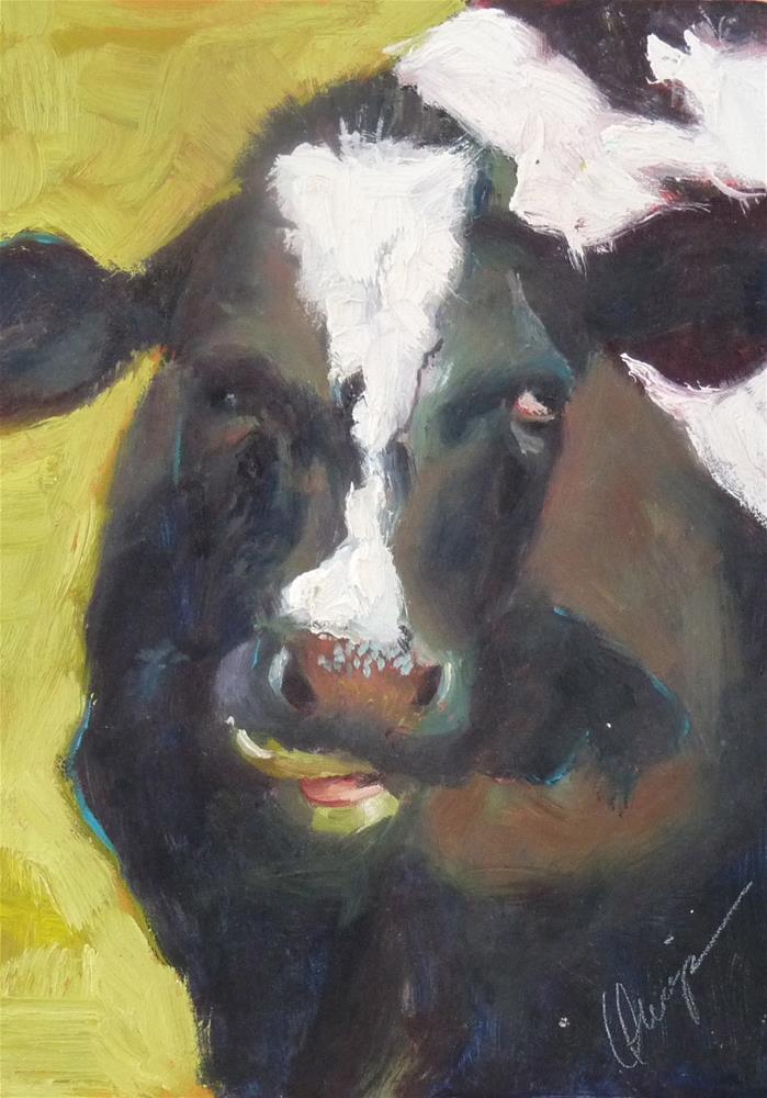 """""""Walleye"""" original fine art by Sharman Owings"""