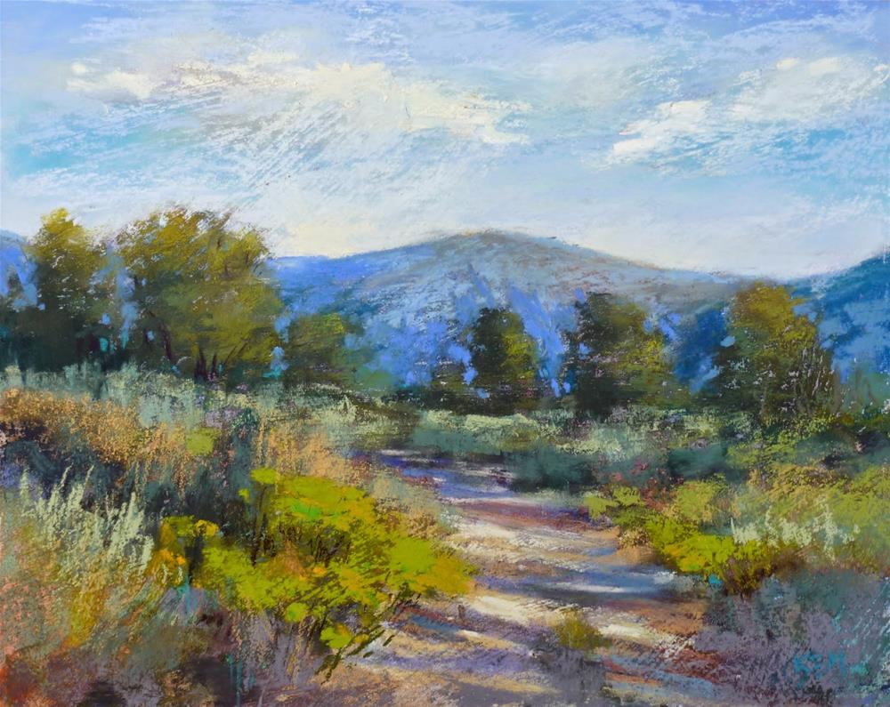 """""""Paint-a-Thon Day Two progress...How to Decide What to Paint"""" original fine art by Karen Margulis"""