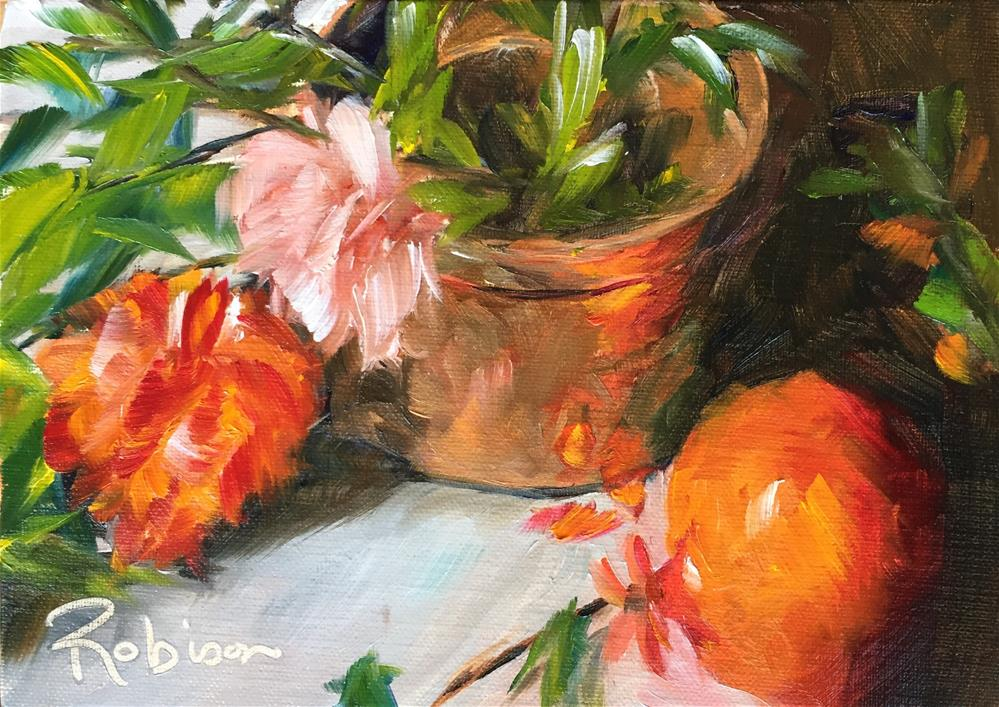 """""""Reflections:  27 of 30"""" original fine art by Renee Robison"""