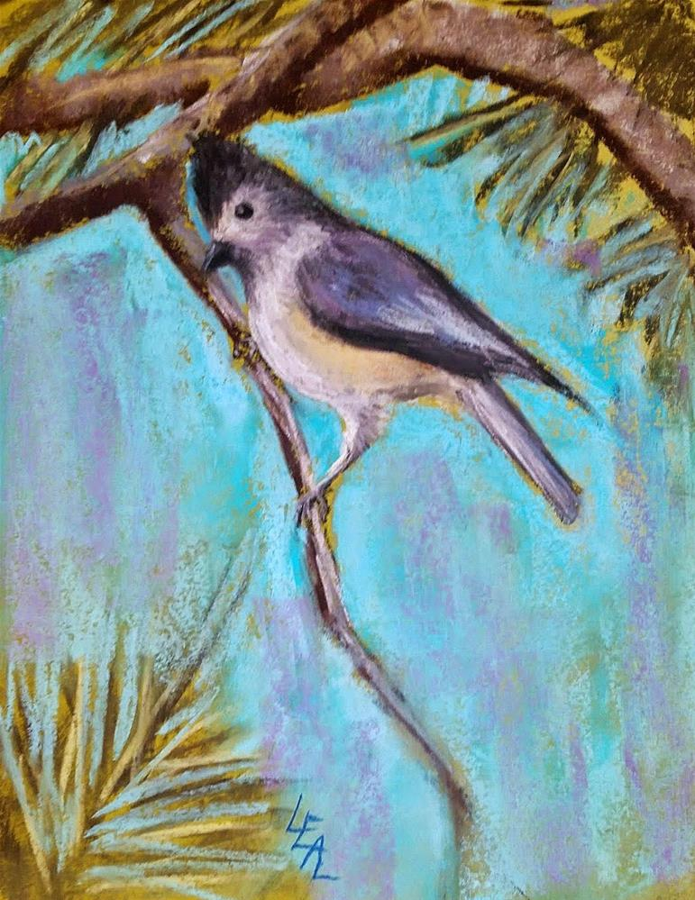 """""""Eye on the Prize"""" original fine art by Anna Lisa Leal"""