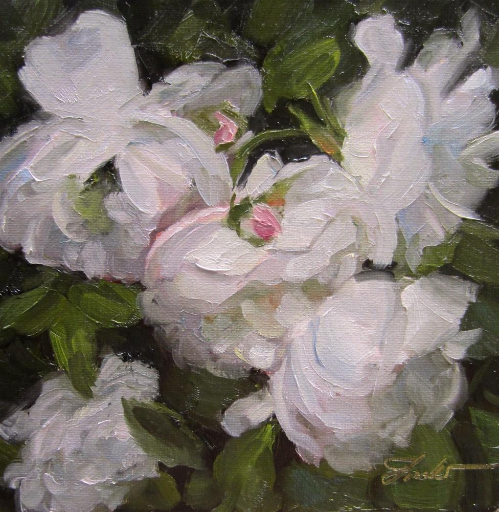 """Garden Fresh"" original fine art by Pat Fiorello"