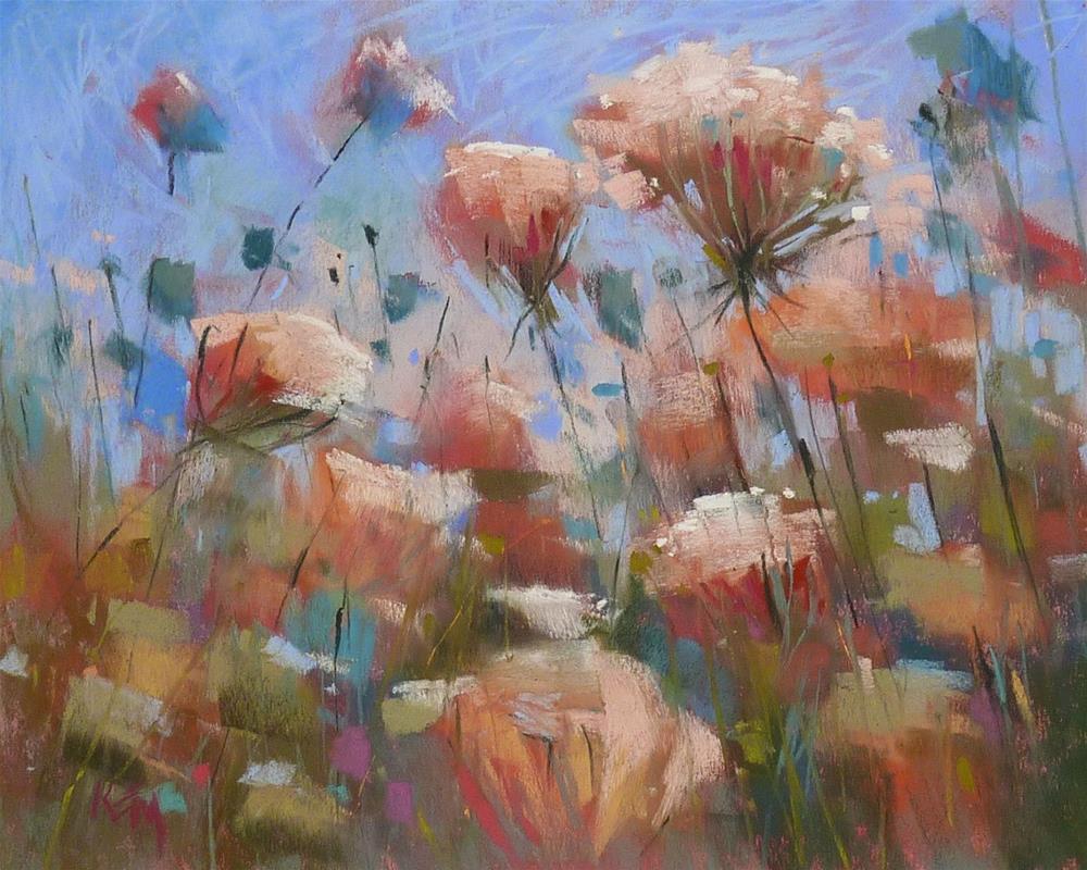"""New Pastels....Reviewing my New Unison Set"" original fine art by Karen Margulis"