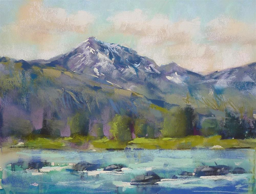 """From Plein Air to Studio: An Important Tip"" original fine art by Karen Margulis"