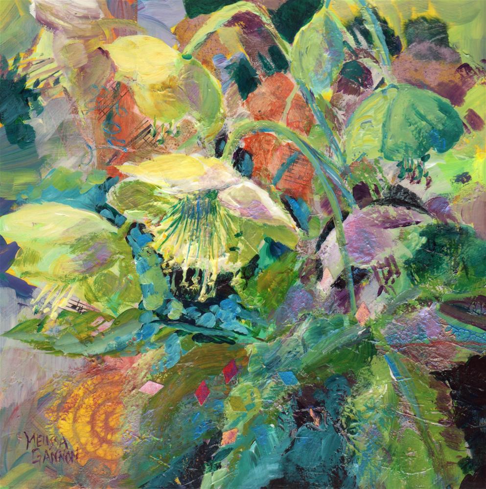 """Promise of Spring"" original fine art by Melissa Gannon"