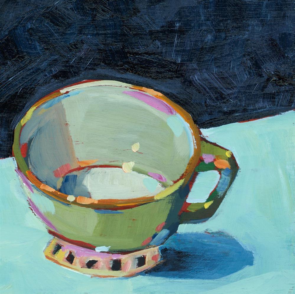 """0716: Single Serving"" original fine art by Brian Miller"