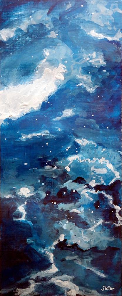 """1962 Mare Tre"" original fine art by Dietmar Stiller"