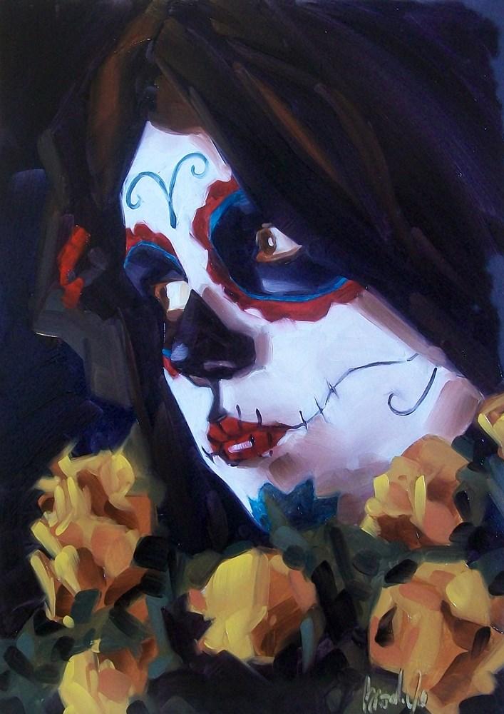 """""""Grace"""" original fine art by Brandi Bowman"""
