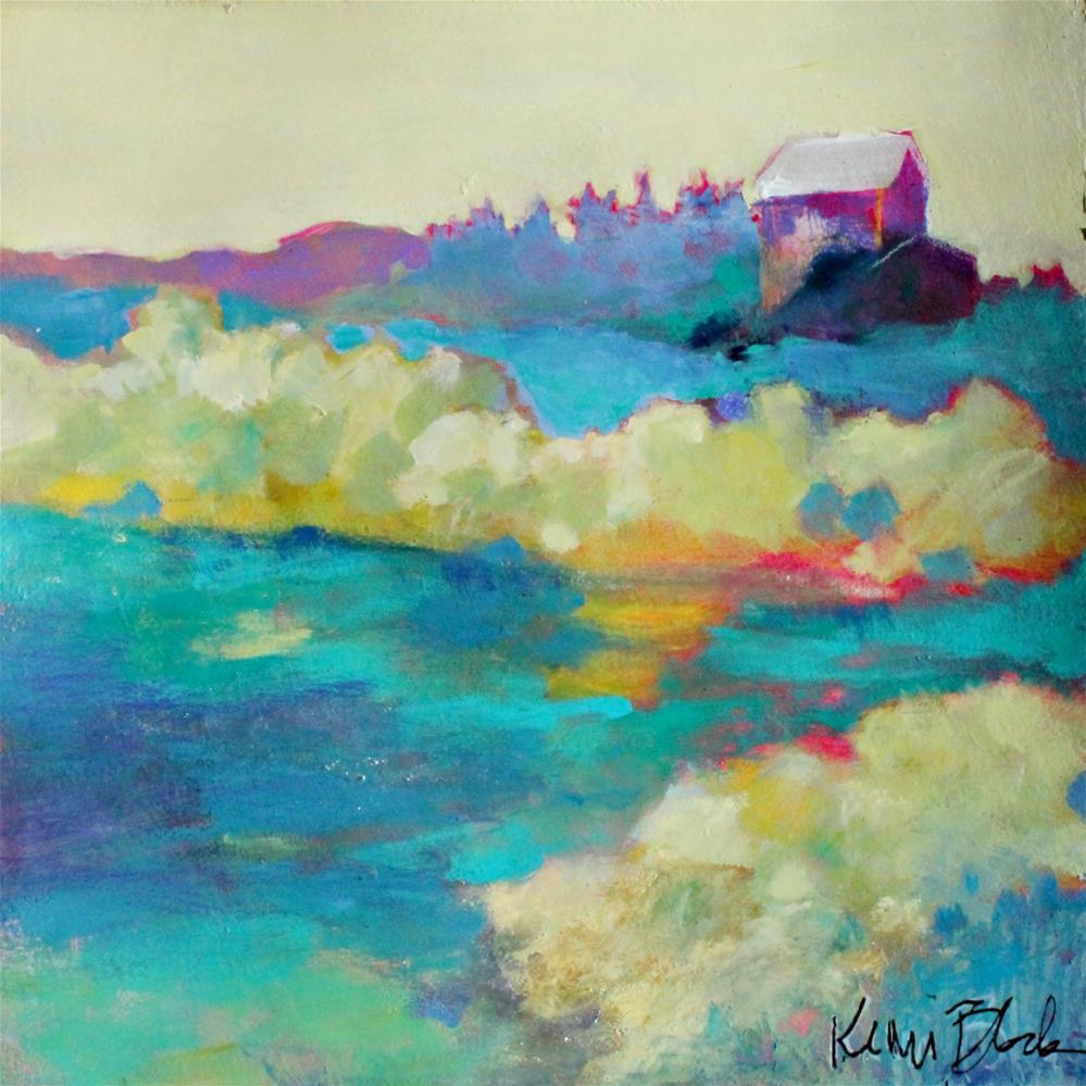 """""""Still"""" original fine art by Kerri Blackman"""