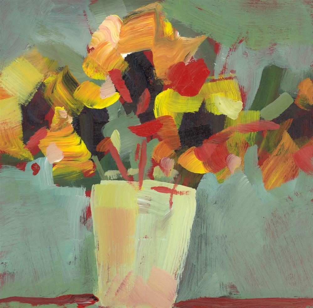 """1037: Left Hand Demo"" original fine art by Brian Miller"