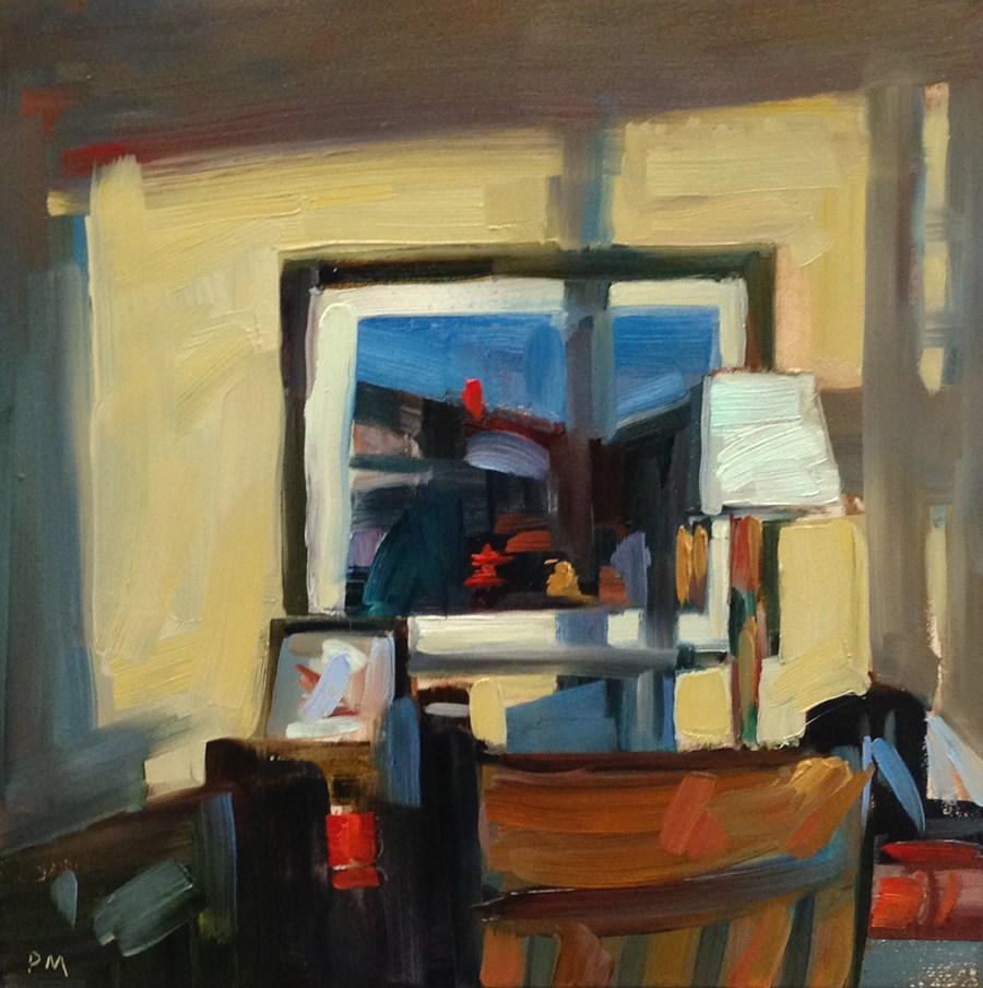 """""""Good Morning Room"""" original fine art by Patti McNutt"""