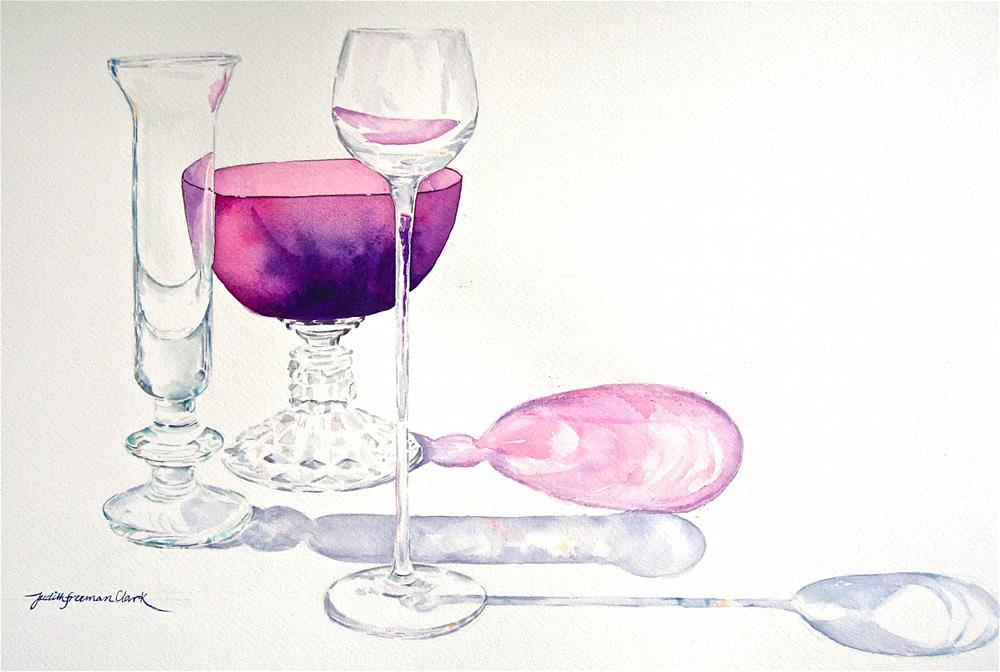 """Collection #1"" original fine art by Judith Freeman Clark"