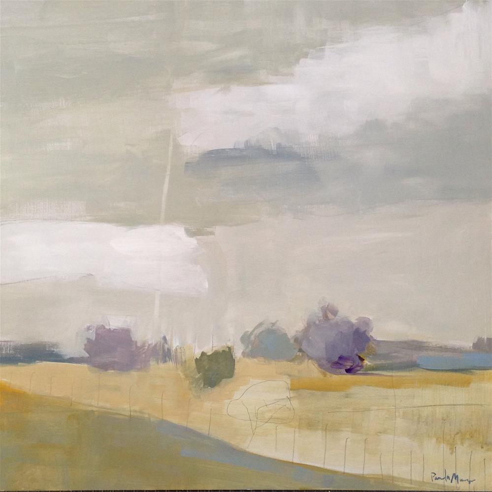 """""""Gentle Air"""" original fine art by Pamela Munger"""