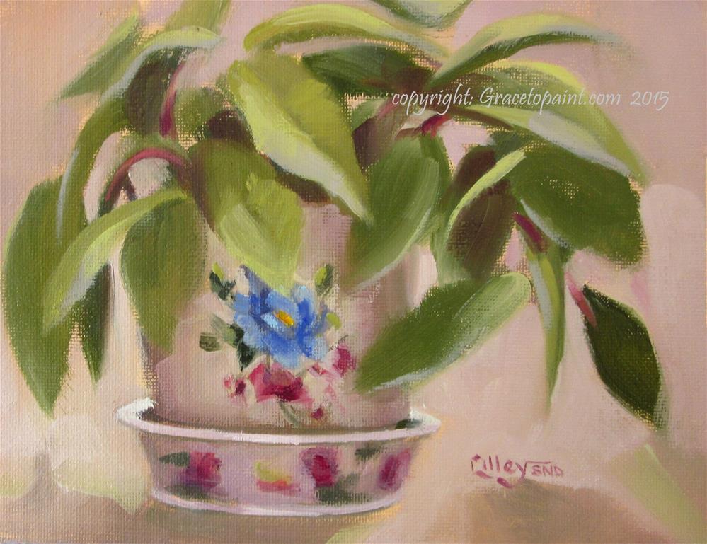 """""""Natural Beauty"""" original fine art by Maresa Lilley"""