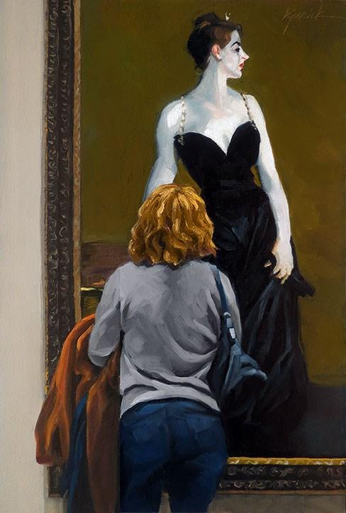 """Xemplary"" original fine art by Karin Jurick"