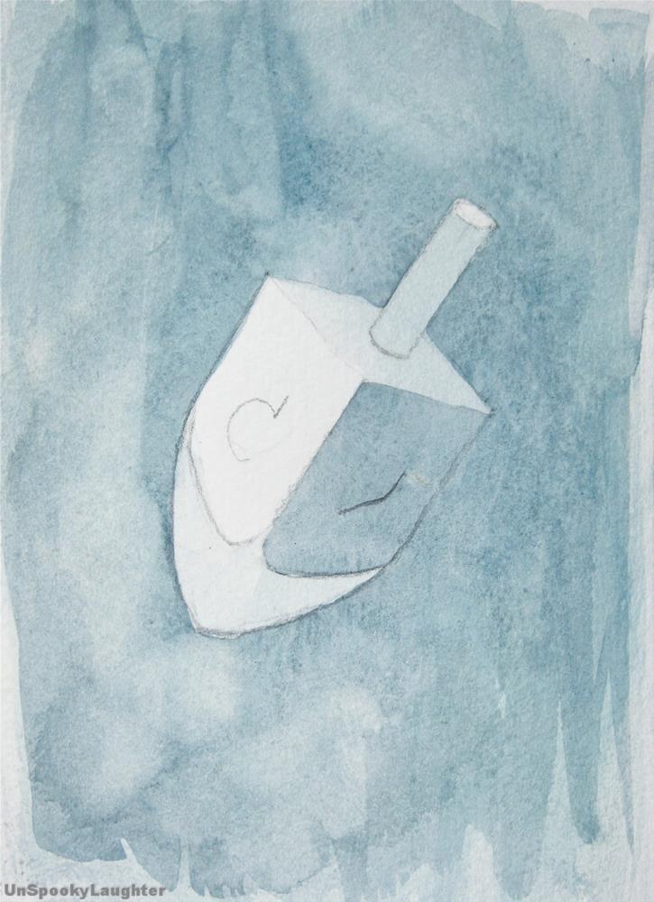 """""""Daily Study #21"""" original fine art by A.E.E. Miller"""