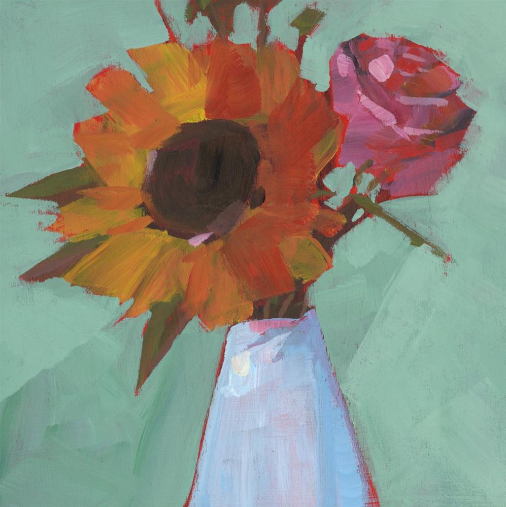 """0914: Single Serving"" original fine art by Brian Miller"