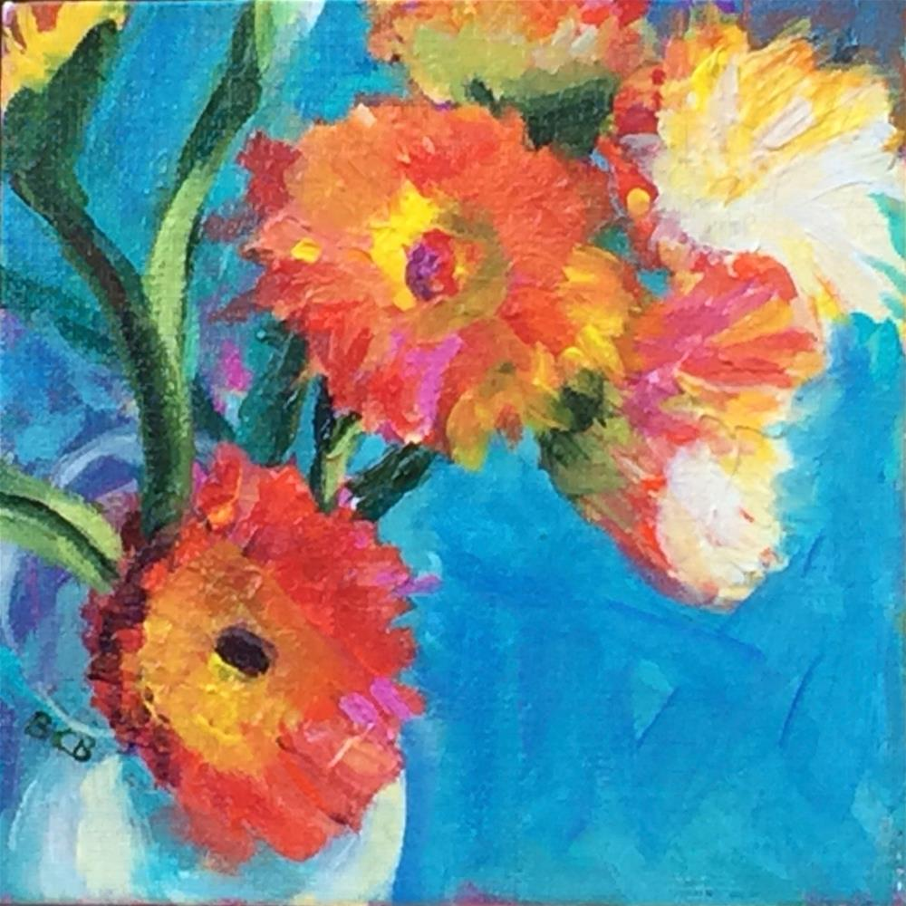 """""""Still life with Teal"""" original fine art by Beth Carrington Brown"""