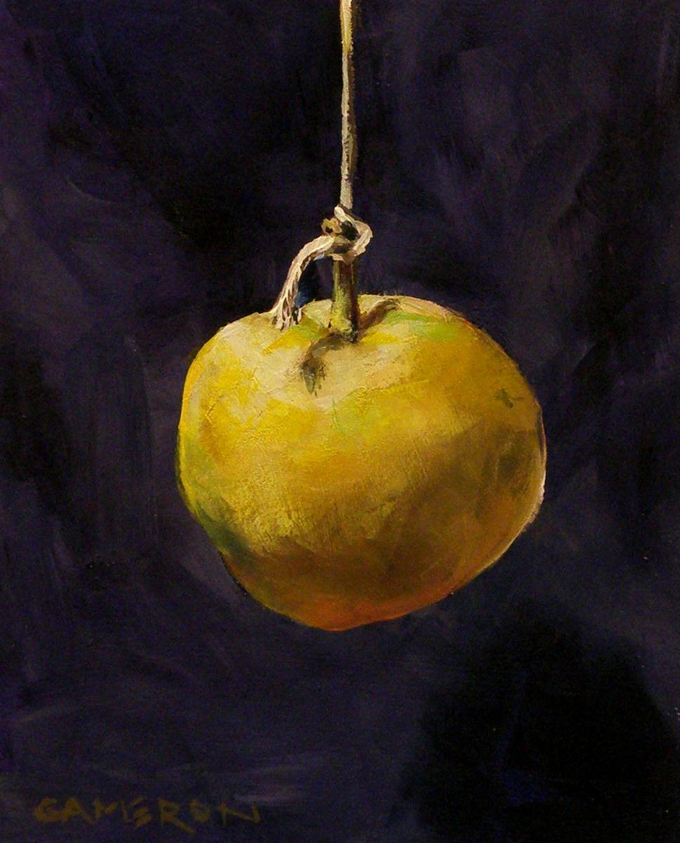 """ASIAN PEAR"" original fine art by Brian Cameron"