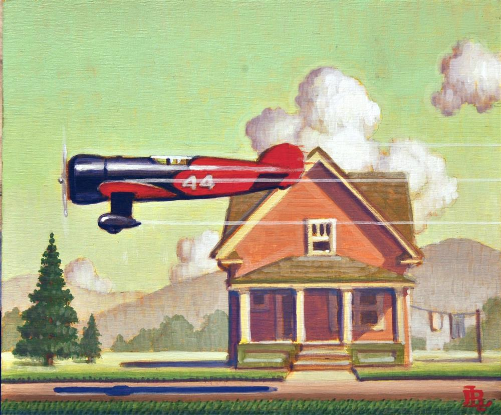 """Forty Four"" original fine art by Robert LaDuke"