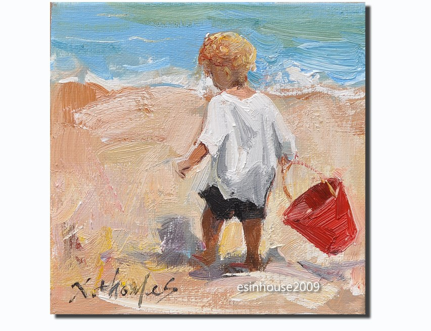 """The Beach Boys"" original fine art by Thomas Xie"