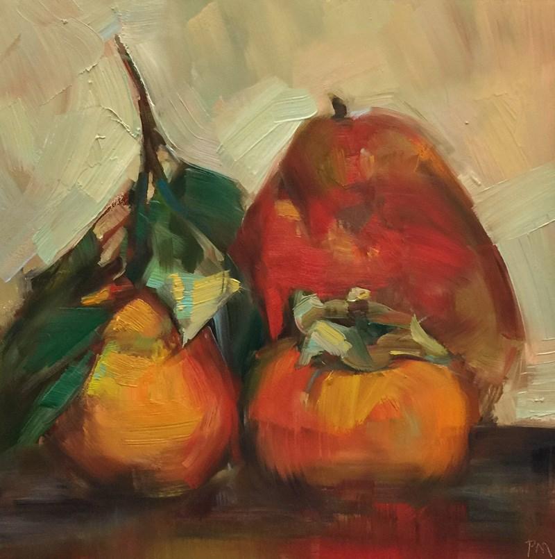 """Harmony"" original fine art by Patti McNutt"