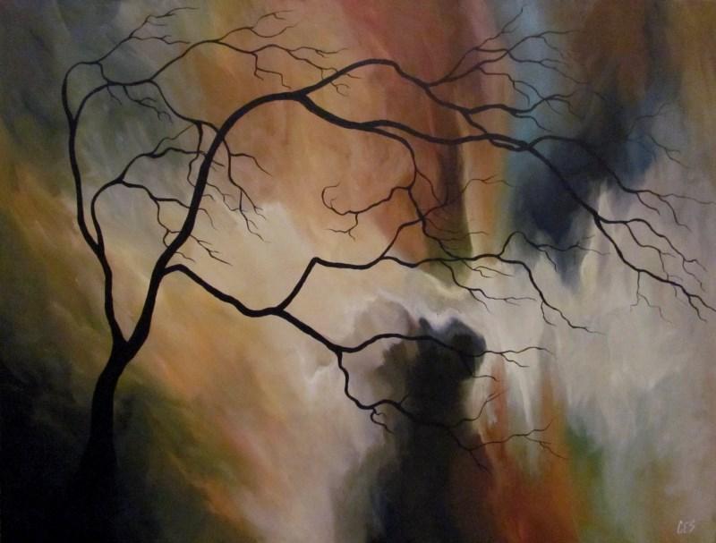 """""""The Sound"""" original fine art by ~ces~ Christine E. S. Code"""