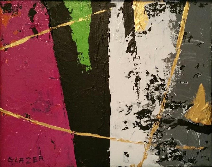 """Apex"" original fine art by Stuart Glazer"