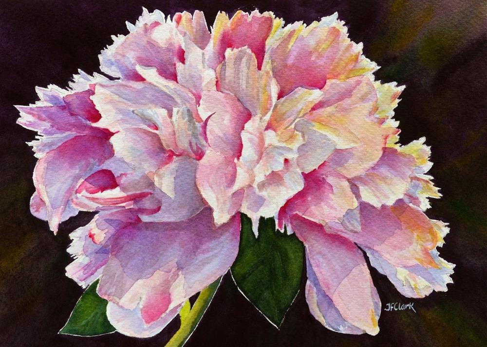 """Inner Beauty"" original fine art by Judith Freeman Clark"