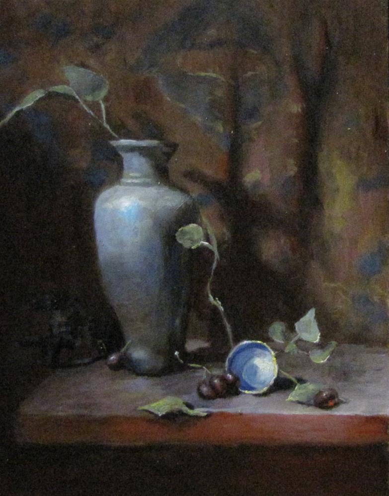 """movement of light study #623"" original fine art by tom dawson"