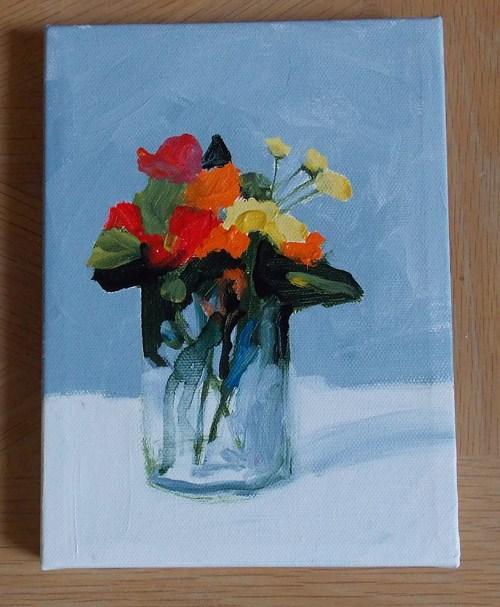 """Untitled"" original fine art by Pamela Munger"