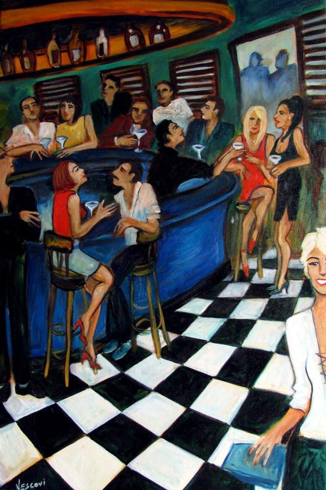 """32 East"" original fine art by Valerie Vescovi"