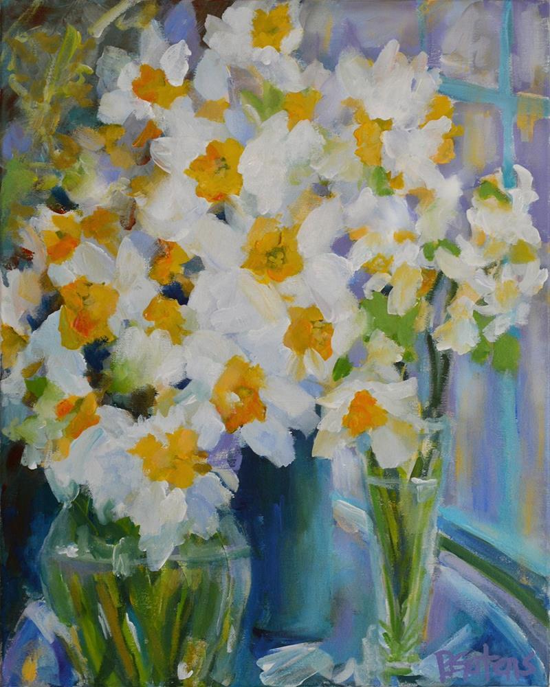 """""""April in October"""" original fine art by Pamela Gatens"""