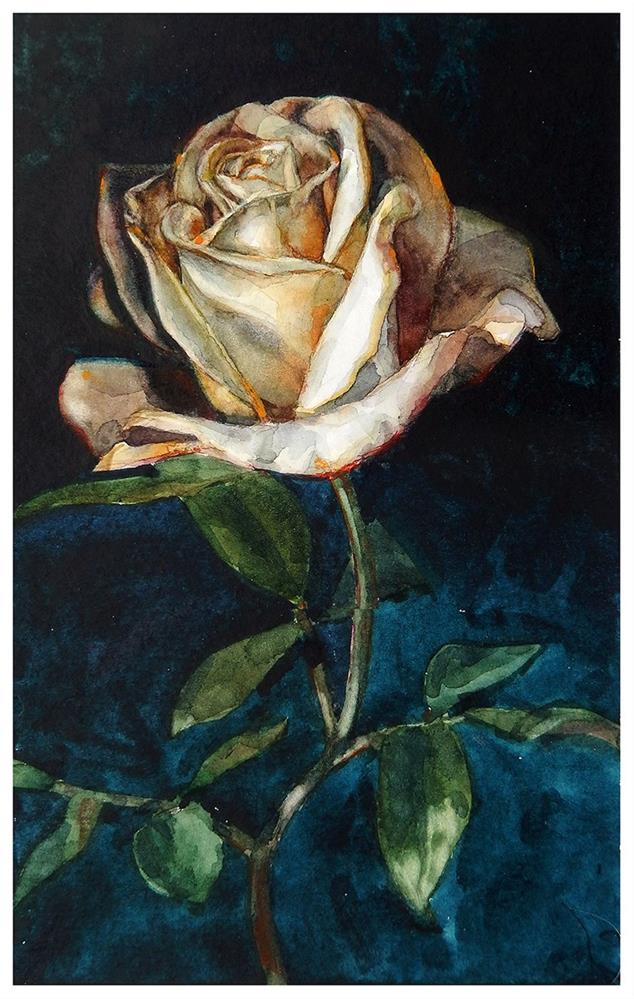 """Withering Beauty"" original fine art by Stephen Ravenscraft"