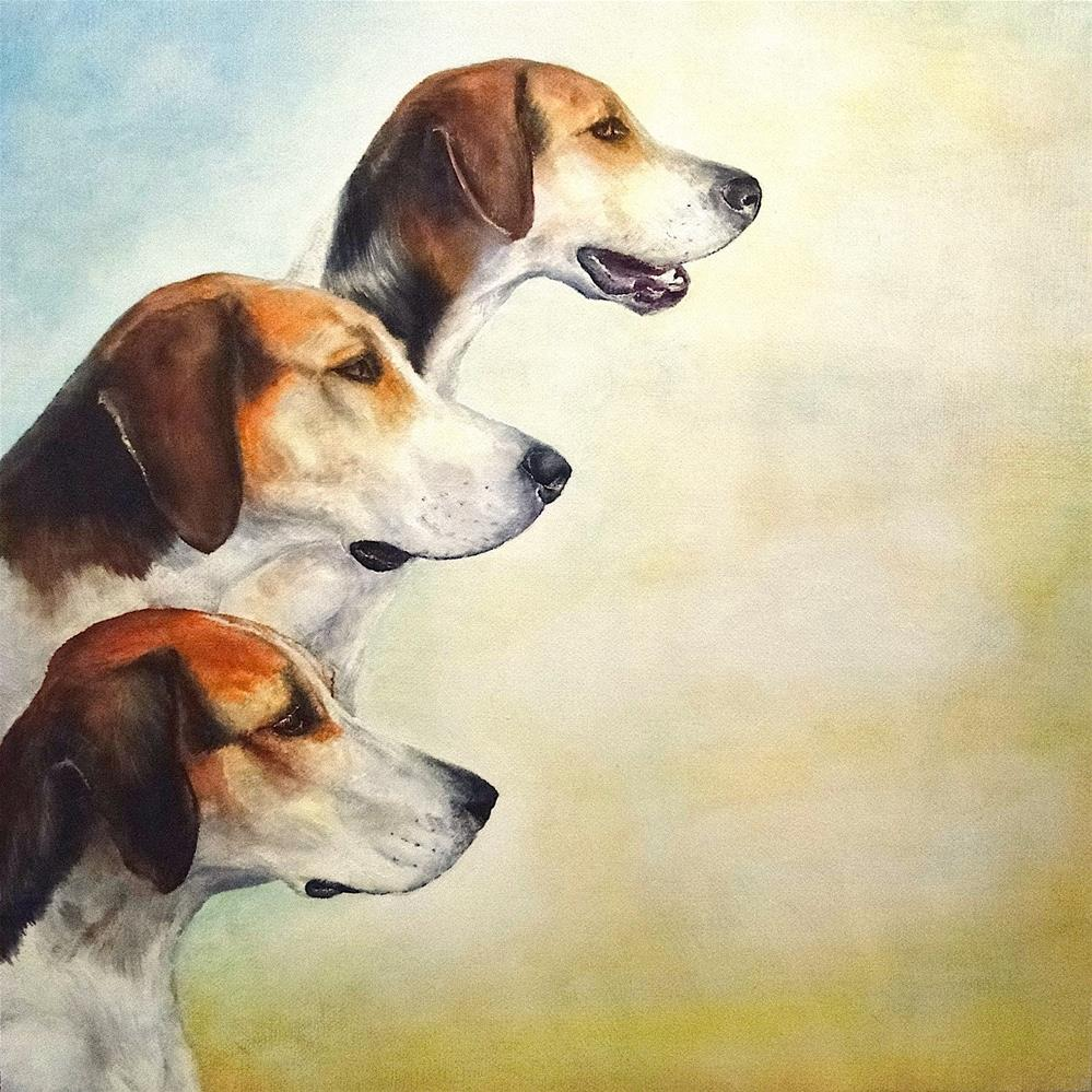 """Pack: Head Studies"" original fine art by Karen Robinson"